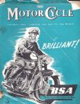 MOTOR CYCLE - MOTORCYCLE MECHANICS - 26TH JANUARY 1956 - M2222